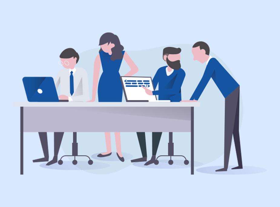 Dedicated Business Development Management Team